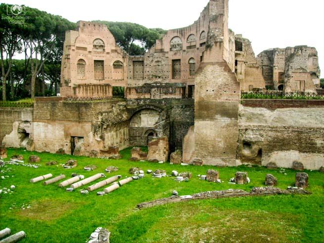 Ruínas de Roma em o que fazer em Roma 4