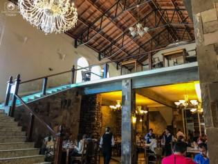 Restaurante da Vinícola Valduga no Vale dos Vinhedos
