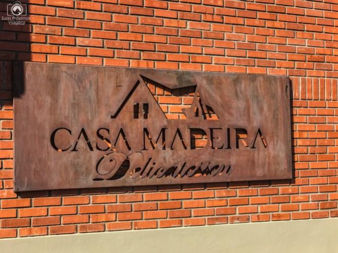 Casa Madeira no Vale dos Vinhedos