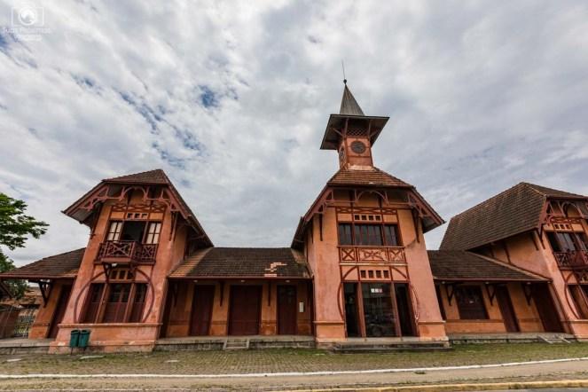 Estação da Memória em Joinville
