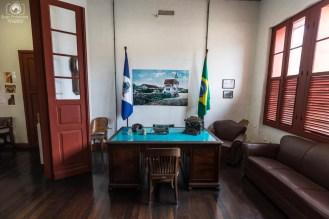 Sala do Administrador da Estação em Joinville