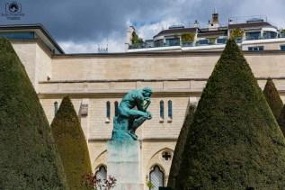 O Pensador de Rodin em Dicas de Paris