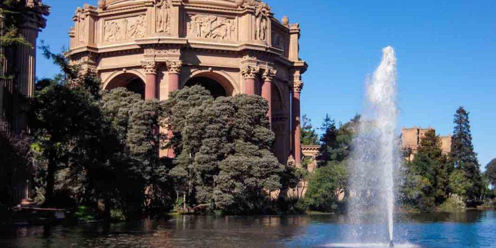 Palace of Fine Arts em Onde se Hospedar em São Francisco