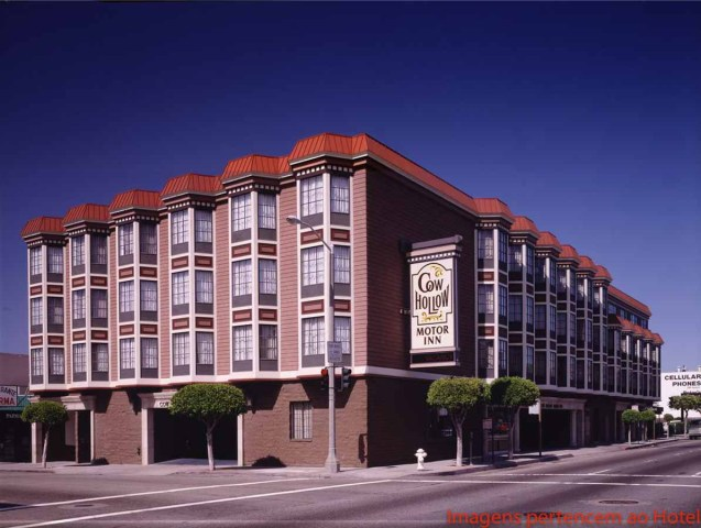 Cow Hollow Inn & Suites em onde ficar em San Francisco