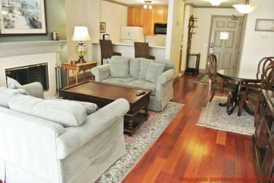 Suite completa do Cow Hollow Inn & Suites em onde ficar em San Francisco