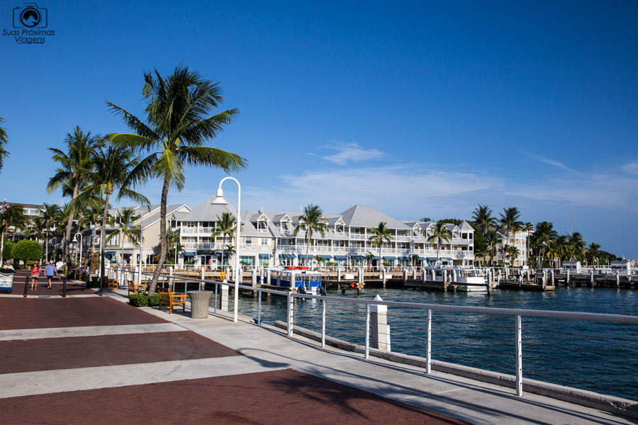 Mallory Square nos Florida Keys