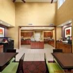 Café da Manhã do Homewood Suites by Hilton em Onde Ficar em Tampa