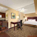 Suite do Homewood Suites by Hilton em Onde Ficar em Tampa