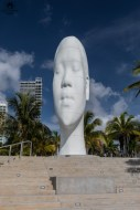 Obra no Museum Park em O que fazer em Miami