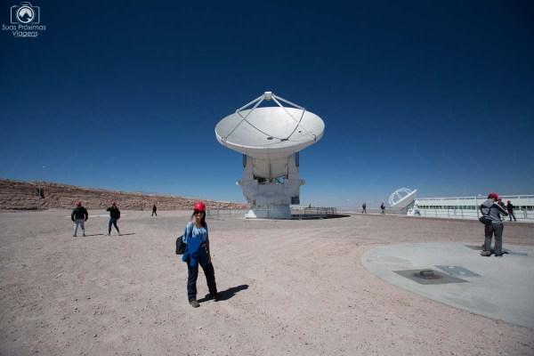 Observatório Alma na Melhores Dicas para o Deserto do Atacama