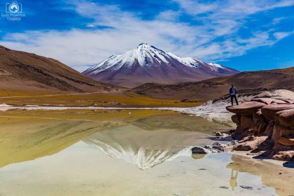 Piedras Rojas no Guia Completo do Deserto do Atacama no Chile