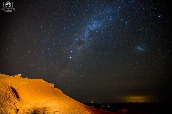 Céu do Atacama - Tour Astronômico