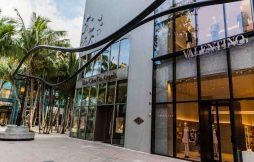 Lojas da Design District em o que fazer em Miami I
