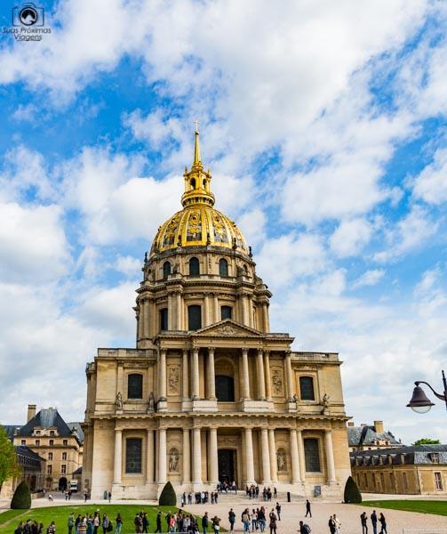 Église du Dôme em Pontos Turísticos de Paris