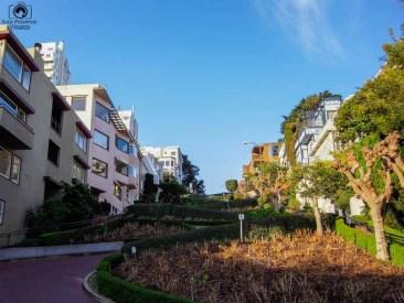 Lombard Street em São Francisco California