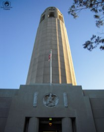 Coit Tower em o que fazer em San Francisco