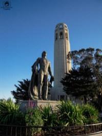 Coit Tower em o que fazer em Sao Francisco EUA