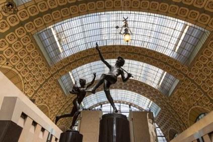 Museu D'Orsay em Pontos Turísticos de Paris