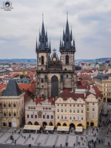 Igreja Nossa Senhora de Tyn em Praga