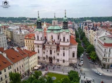 Igreja de São Nicolau em Praga