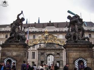 Portal de Entrada no Castelo