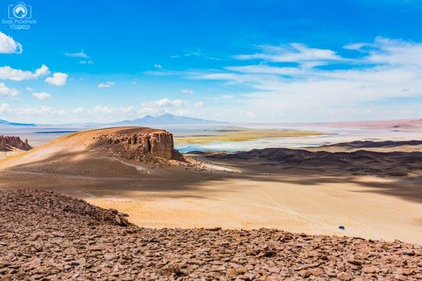 Salar de Tara no Roteiro Atacama 5 dias