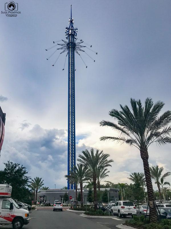StarFlyer em o que fazer em Orlando