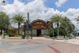 Um passeio por Disney's Springs em Parques em Orlando