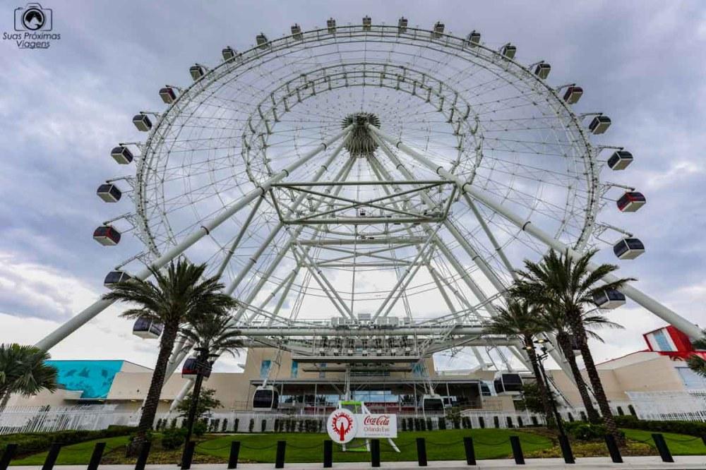 Orlando Eye em o que fazer em Orlando