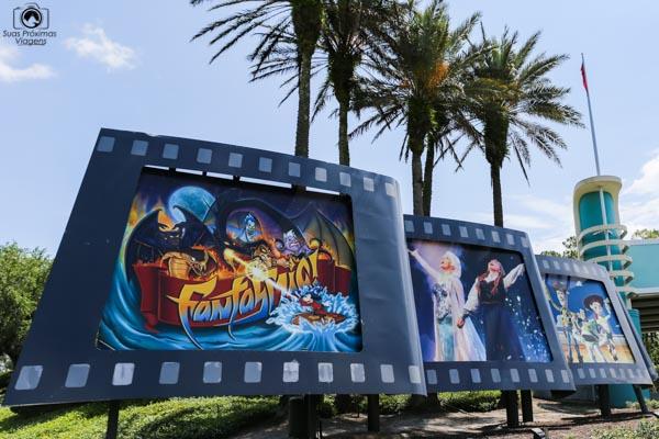 Atrações do Hollywood Studios nos Parques em Orlando