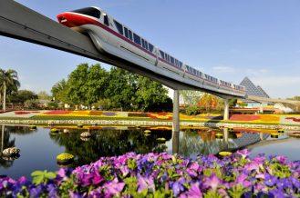 Festival Internacional das Flores e Jardins no Epcot Center ( imagem pertence a Disney )