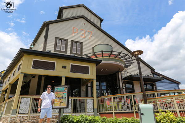 Restaurantes na Disney's Springs nos parques da disney