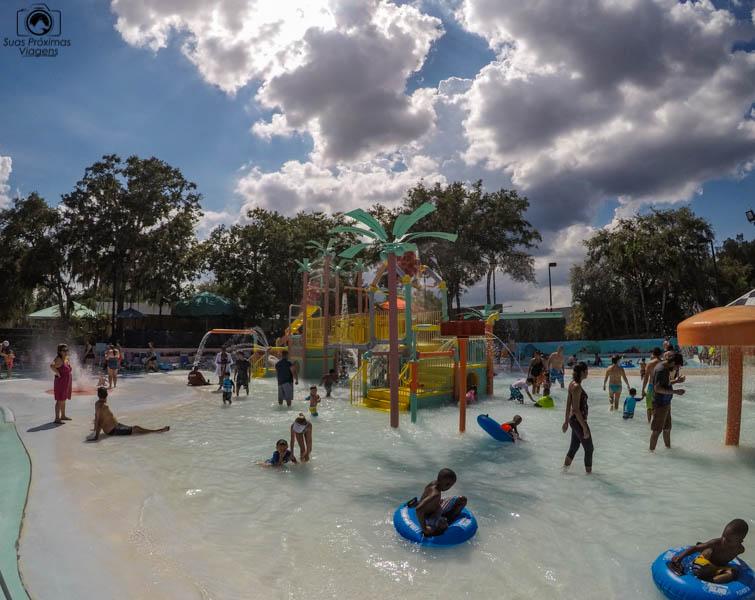 Fabian 's Fun Port no Adventure Island Tampa