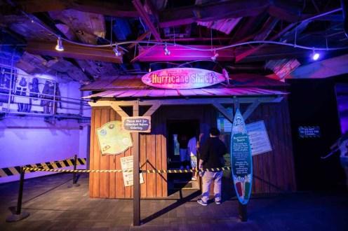Simulador de Furacões no Wonderworks