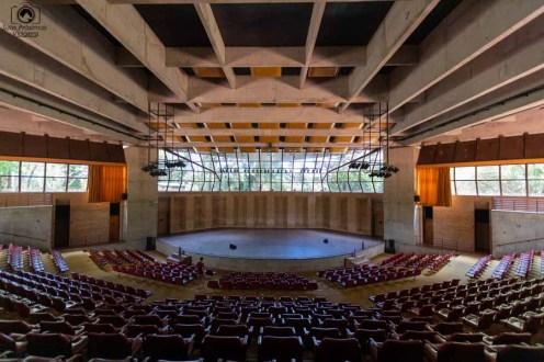 Imagem do Auditório Claudio Santoro em Campos do Jordão