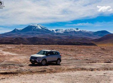 imagem da viagem de carro pelo Atacama