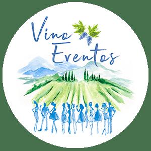 Logo da Vino Eventos para o SPV