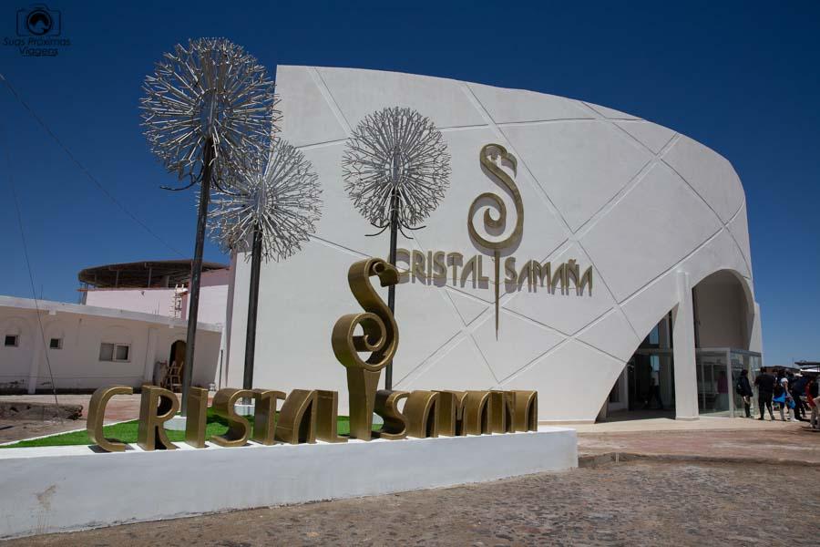 Foto externa do hotel Cristal Samaña