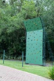 Imagem da Parede de escalada no Wish Foz do Iguaçu