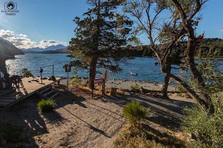 Imagem da Operadora de Mergulho no lago Nahuel Huapi em Bariloche
