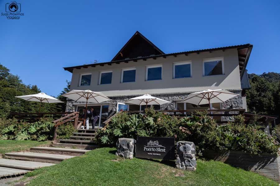 Imagem do Hotel Puerto Blest em o que fazer em Bariloche