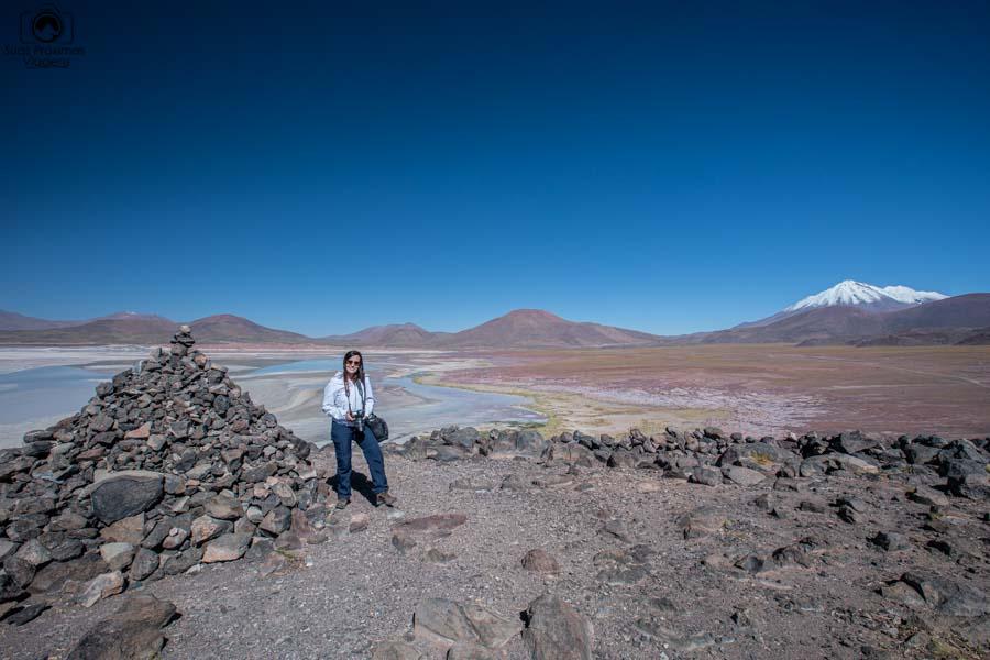 imagem de Piedras Rojas no Deserto do Atacama em 2019