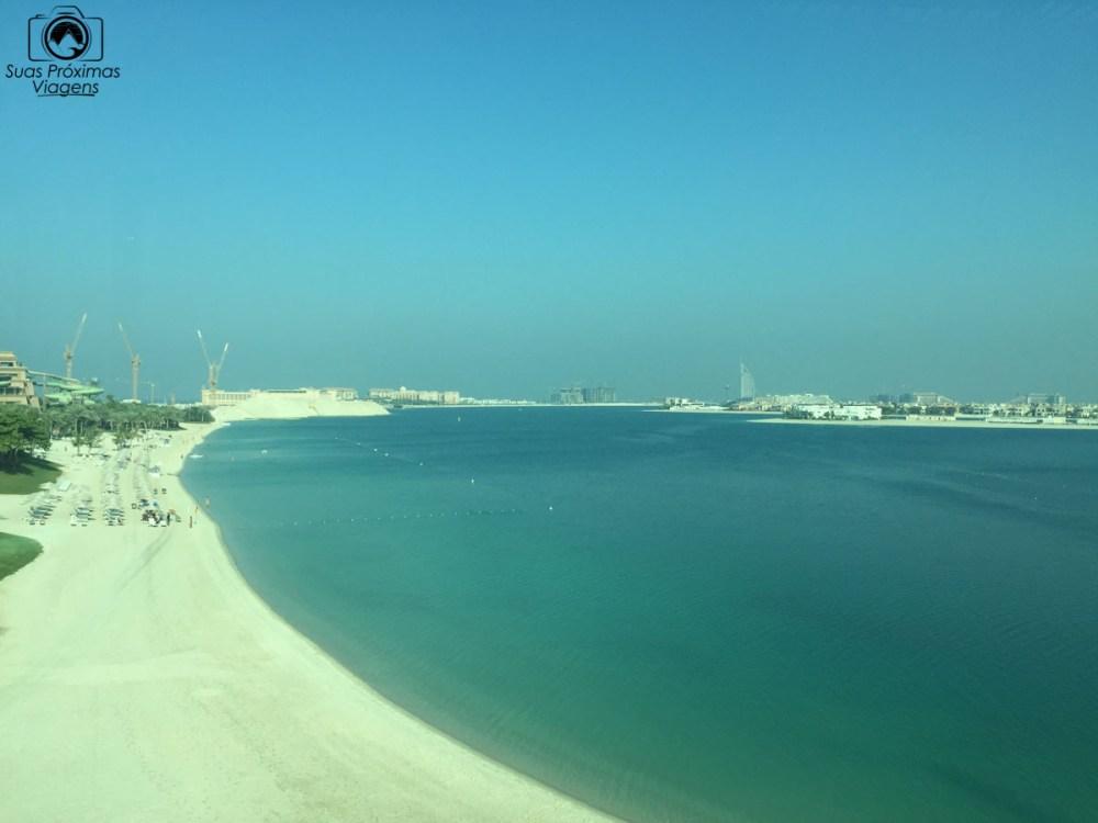 Imagem das Praias em Dubai