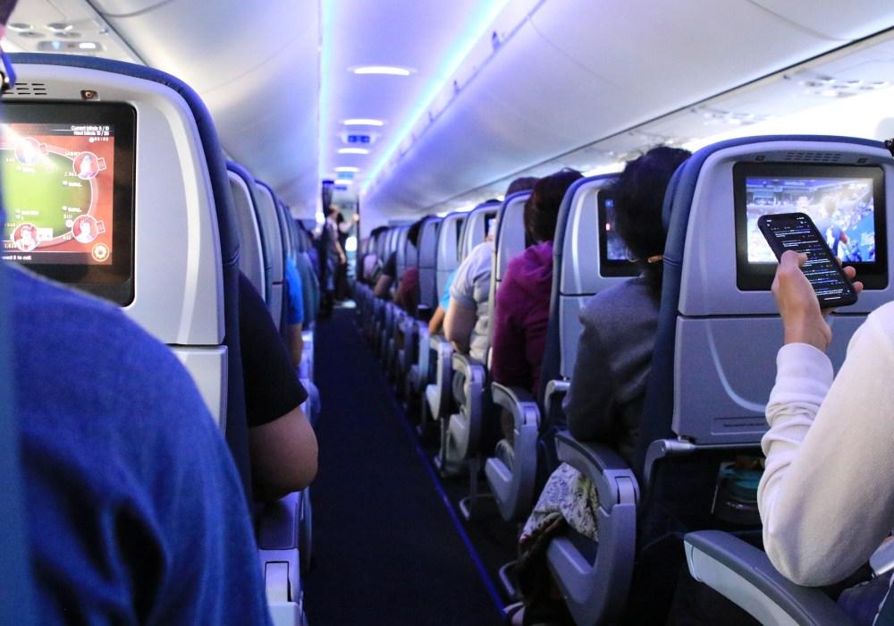 Check-in digital e filtros de ar: a nova realidade das viagens aéreas