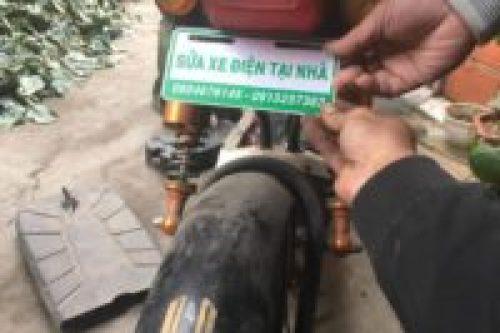 sửa xe đạp điện tại hà đông
