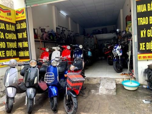 bán xe đạp điện cũ tại hà tĩnh