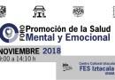 Foro: Promoción de la salud mental y emocional