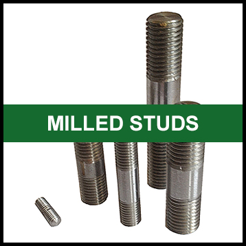Milled Studs