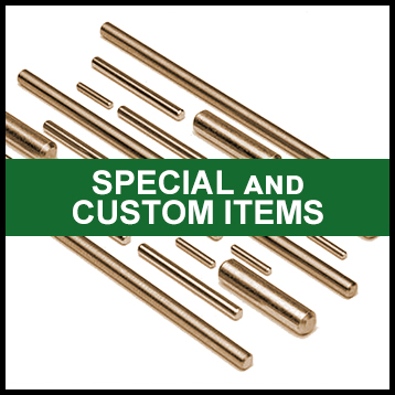 Special and Custom Items