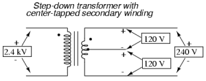 Singlephase Power Systems | Polyphase AC Circuits | Electronics Textbook
